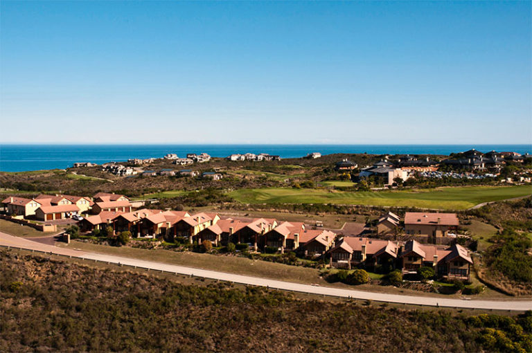 Pezula Realty and Letting 4 Bedroom Golf Villas